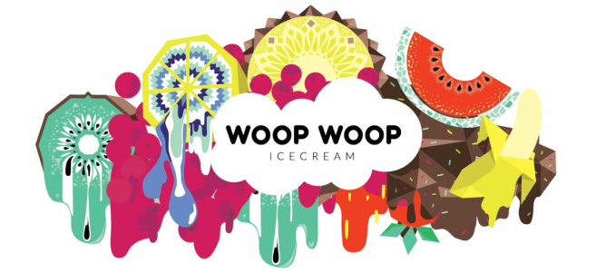 Woop Woop Icecream - einzigartiges Stickstoffeis!